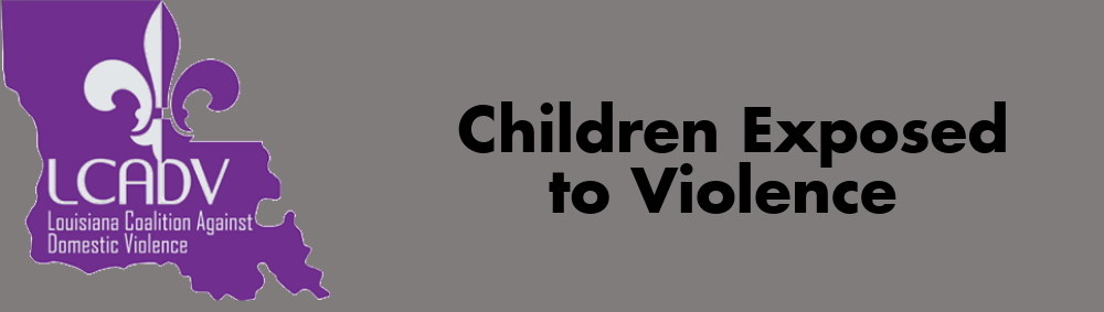 Children Exposed to Violence
